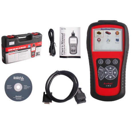 Autel Maxidiag Elite MD704 for all system update internet+DS model