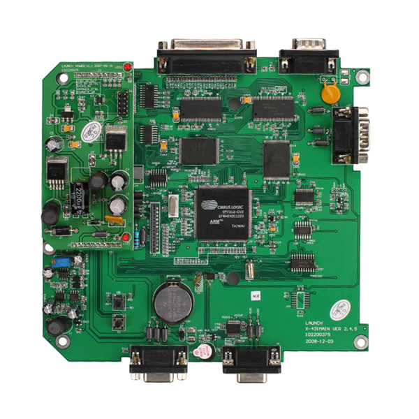 Original X431 Main Board for Launch X431 X-431 GX3/Master/Super Scanner