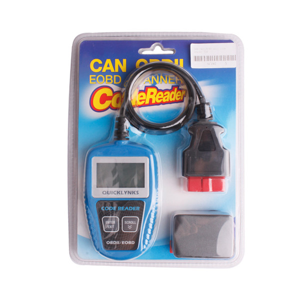 T59 CAN OBD2/EOBD Mini Code Reader