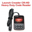 Original Launch Creader CR-HD Heavy Duty Truck Code Reader