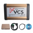 2015 VCS Vehicle Communication Scanner Interface with all connectors V1.50
