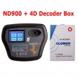 ND900 Key Programmer+ID46 Decoder Box