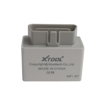 Original Xtool Bluetooth iOBD2 BMW Diagnostic Tool for iPhone/iPad