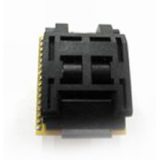 QFP-32P QFP32P QFP32 Socket Adapter