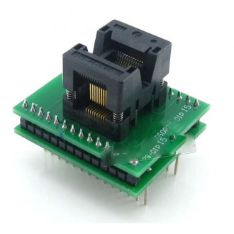 Chip Programmer Socket SSOP28