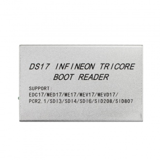 DS17 Infineon Tricore Boot Reader