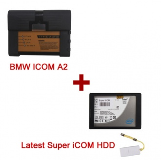 Best Quality BMW ICOM A2+B+C with Super iCOM 2018.03 Version Software Fit All Sata Laptops