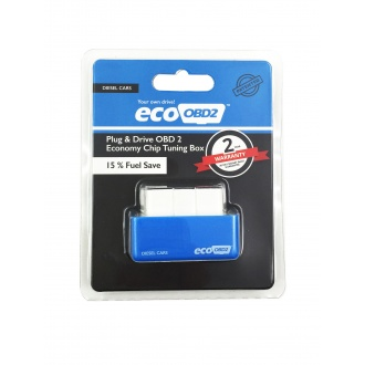 Plug and Drive EcoOBD2 Economy Chip Tuning Box for Diesel Cars Lower Fuel and Lower Emission