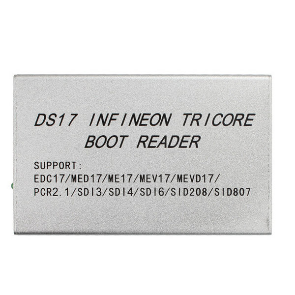 DS17 Infineon Tricore Boot Reader Support EDC17 And Tricore