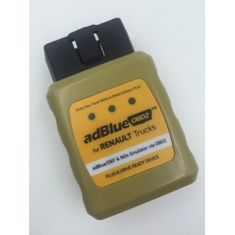 AdblueOBD2 for RENAULT Trucks