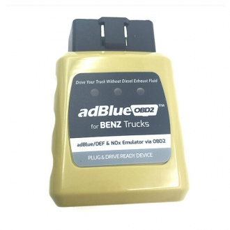 AdblueOBD2 for BENZ Trucks