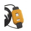 VCADS 88890180 (88890020 + Yellow Protection) Truck Diagnostic Interface for Volvo/Renault with Multi-languages