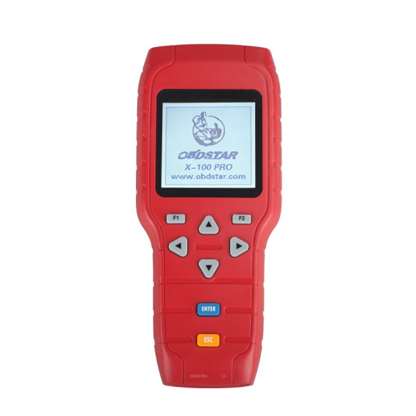 OBDSTAR X-100 PRO X100 PRO Auto Key Programmer D Type for Odometer and OBD Software Function