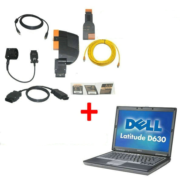 BMW ICOM A+B+C With 2018.05 Engineers Version Plus Dell D630 Laptop