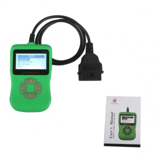 YD209 DIY Auto OBDII Code Scanner Support Online Update