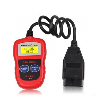 Autel AutoLink AL301 OBDII/CAN Code Reader Clear DTCs Easiest-To-Sse Tool