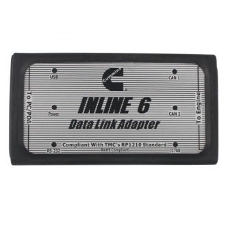 Cummins INLINE 6 Data Link Adapter Cummins Diagnostic Tool V7.62