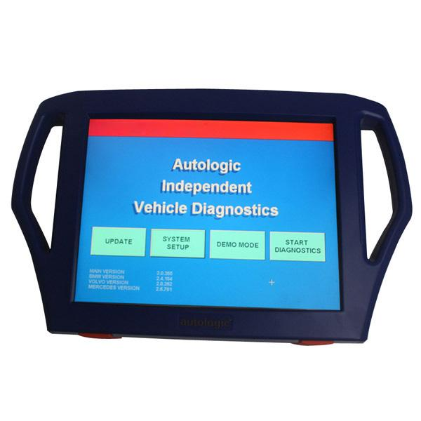 Autologic Vehicle Diagnostics Tool For Bmw Mercedes Benz