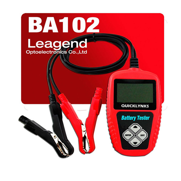 Motorcycle Battery Load Tester : Quicklynks ba motorcycle battery tester on sale us