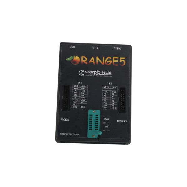 Original Orange5 Professional Memory and Microcontrollers Programming Device