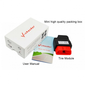 V-Checker iOBD Module B342 OBD2 Diagnosis Interface for IOS