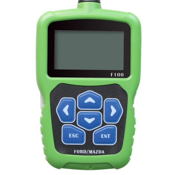 Obdstar F100 F-100 Ford and Mazda Auto Key Programmer No Need Pin Code Support New Models and Odometer