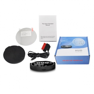 V-checker H501 Head Up Display for OBD1 OBD2 JOBD EOBD Vehicles
