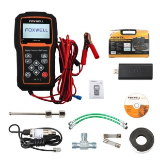 Foxwell CRD700 Digital Common Rail High Pressure Tester