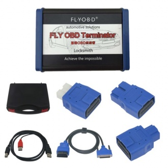 Fly OBD Terminator Full Version Free Update Online with Free J2534 Software