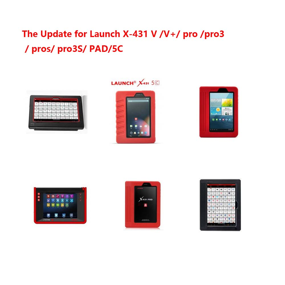 The Update for Launch X431 V /V+/diagun iii/ pro /pro3/ pros/ pro3S/ PAD/5C