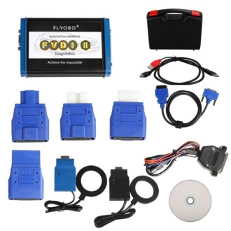 FVDI2 ABRITES Commander For BMW And MINI V10.4+Hyundai V2.1 + Kia V2.1+Tag V6.2