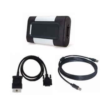 TCS CDP for cars/trucks/Generic diagnostic tool Verison 2014.02/2015.01 With OBDII Cable