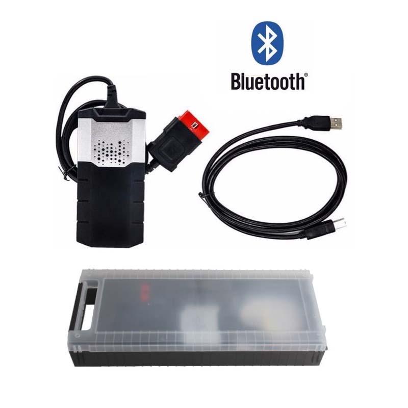 Car Amp Truck Obd2 Cdp Ds150 Professional Diagnostic Tools Verison 2015 03 With Bluetooth Amp Plastic