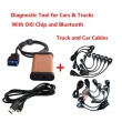 TCS CDP Diagnostic Tool for Cars& Trucks & Generic 3 in 1 With OKI Chip and Bluetooth 2014.02 Version With Car and Truck
