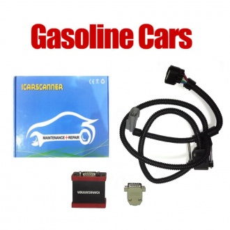 ICARSCANNER NitroData Chip Tuning Box for Gasoline Cars