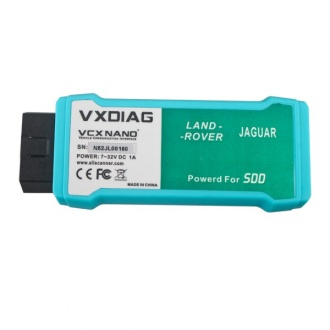 VXDIAG SuperDeals VXDIAG VCX NANO for Land Rover and Jaguar Software V154 WIFI Version