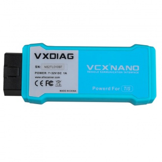 VXDIAG SuperDeals VXDIAG VCX NANO for TOYOTA TIS Techstream V13.00.022 Compatible with SAE J2534 WIFI Version