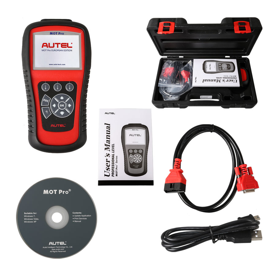 original autel mot pro eu908 obd2 scanner all system. Black Bedroom Furniture Sets. Home Design Ideas