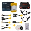 Allscanner VXDIAG VCX HD Heavy Duty Truck Diagnostic System for CAT, VOLVO, HINO, Cummins with 500G HDD