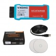 VXDIAG VCX NANO for Ford/Mazda 2 in 1 with IDS V109 WIFI Version