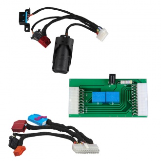 New Arrival AUDI J518 Test Line Work With Xhorse VVDI & VVDI MB BGA Tool