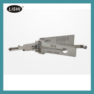 LISHI HY16 2-in-1 Auto Pick and Decoder for Hyundai and Kia