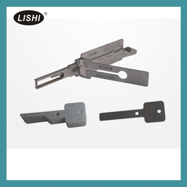 LISHI HY20R 2-in-1 Auto Pick and Decoder For Hyundai and Kia