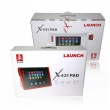Original Launch X431 X-431 PAD with Wireless Update by WiFi Built-in Printer