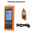 Launch Scanner CReader 6011 OBD2/EOBD Diagnostic Scan Tool with ABS and SRS System Diagnostic Functions