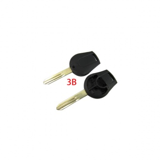 Remote Key Shell 3 Button for Nissan 10pcs/lot