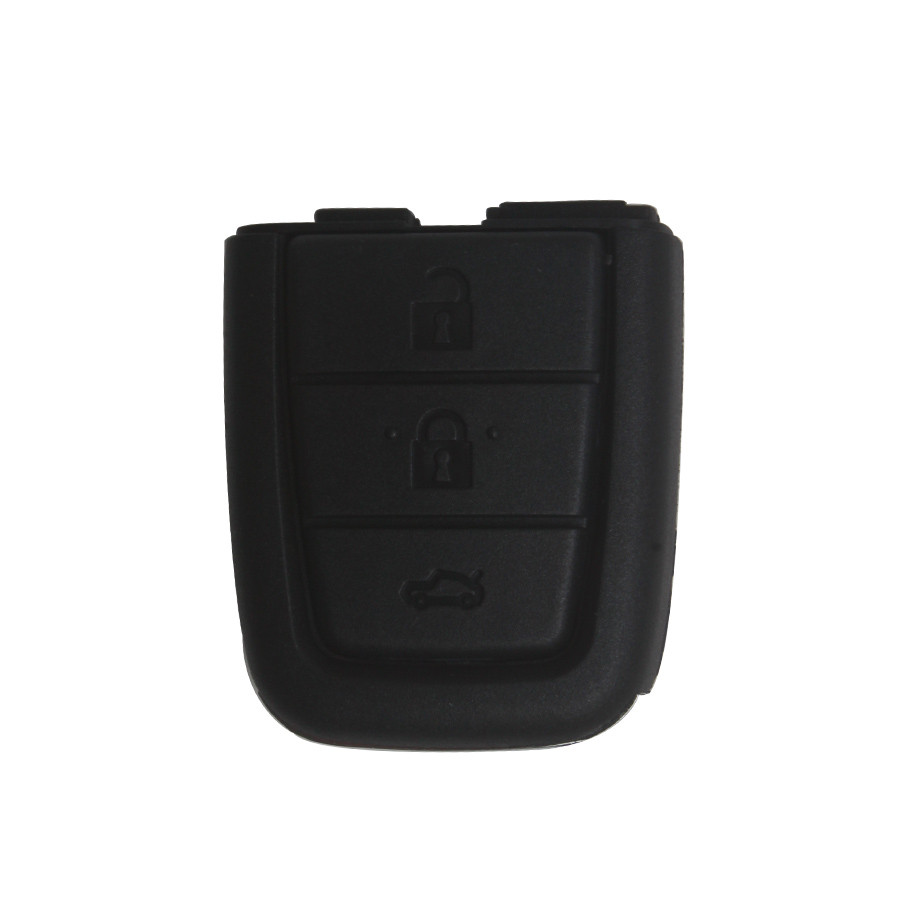 Remote Key Shell 3+1 Button for Chevrolet 5pcs/lot