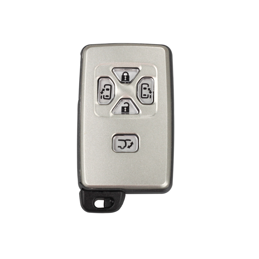Smart Remote Key Shell 5 Button For Toyota