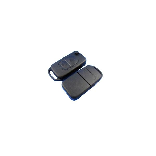 Remote Key Shell 2 Button for Benz 5pcs/lot