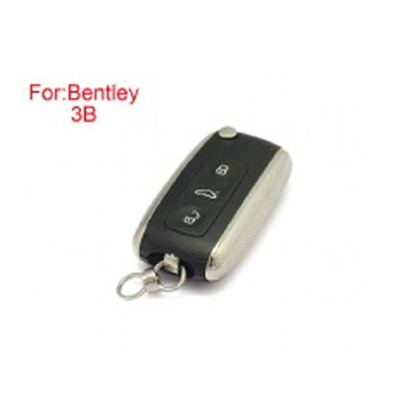 Remote Key Shell 3 Buttons for Bentley (Cheaper)